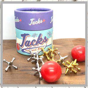 Nostalgic Game of Jacks